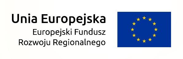 Unia Europejska - EFRR - logo